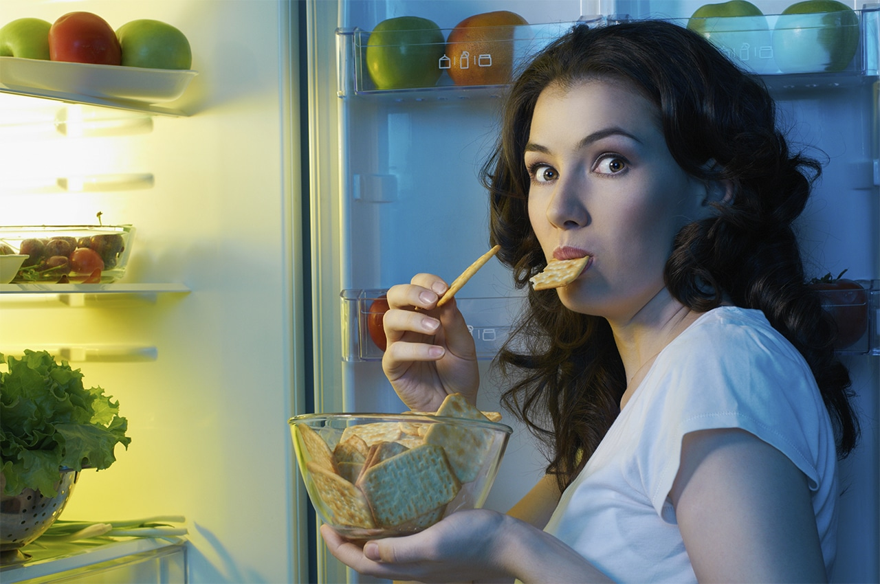 Develop Guilt Free Snacking Habits